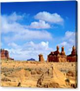 The Goblin Valley Canvas Print