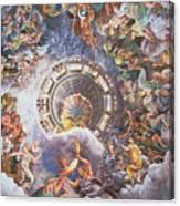 The Gods Of Olympus Canvas Print