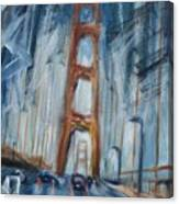 The Golden Gate Canvas Print