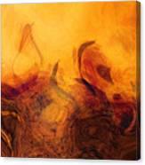 The Golden Tree  Canvas Print