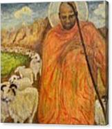 The Good Sheppard Canvas Print