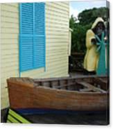 The Gordons Fisherman House Canvas Print