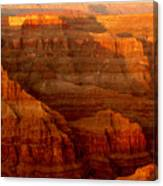 The Grand Canyon West Rim Canvas Print