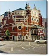 The Grand Opera House On Great Victoria Street, Belfast Canvas Print