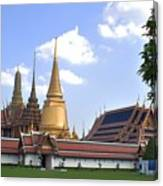 The Grand Palace Canvas Print