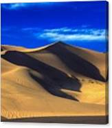 The Great Dunes National Park Canvas Print
