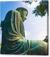 The Great Buddha Canvas Print