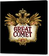 The Great Comet Canvas Print