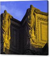 The Great Palace Of Fine Arts Canvas Print