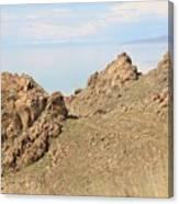The Great Salt Lake 8 Canvas Print