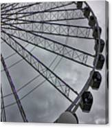 The Great Wheel Canvas Print