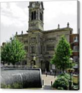 The Guildhall - Derby Canvas Print