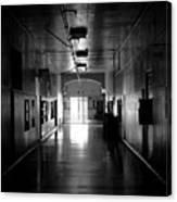 The Hallway Canvas Print
