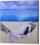The Hammock Canvas Print