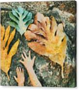 The Hands 2 Canvas Print
