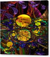 The Harmony Of Truly Cosmic Spheres Canvas Print
