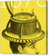 The Hat Conformator Canvas Print