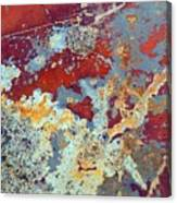 The Headache Canvas Print