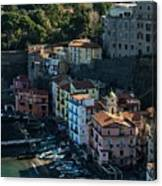 The Heart Of Sorrento Canvas Print