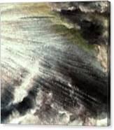 The Heavens Declare His Glory Canvas Print