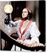 The Heiress, Olivia De Havilland, 1949 Canvas Print