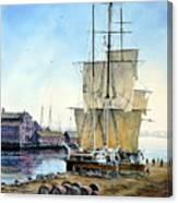 The Helen Mar Canvas Print