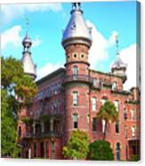 The Henry B. Plant Museum Tampa Fl Canvas Print