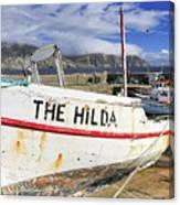 The Hilda Canvas Print