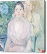 The Hortensia Canvas Print