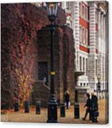 The Household Cavalry Museum London 7 Canvas Print