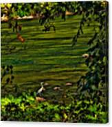 The Hunter II Canvas Print