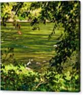 The Hunter - Paint Canvas Print