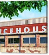 The Icehouse - Market District - Bentonville Arkansas Canvas Print