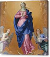 The Immaculate Conceptio Canvas Print
