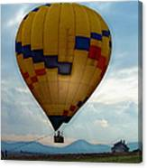 The Impressionable Balloon Canvas Print