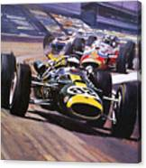 The Indianapolis 500 Canvas Print