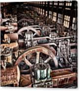 The Industrial Age Canvas Print