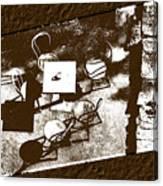 The Invitation Canvas Print