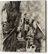 The Irish Famine Canvas Print