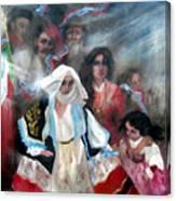 The Italia Family Canvas Print