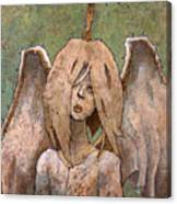 The Jaded Angel Canvas Print