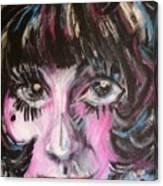 The Jazz Singer Canvas Print