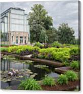 The Jewel Box At Forest Park Canvas Print