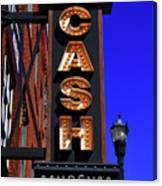 The Johnny Cash Museum - Nashville Canvas Print