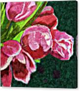 The Joy Of Spring Canvas Print