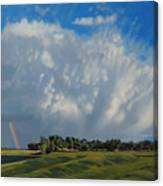 The June Rains Have Passed Canvas Print