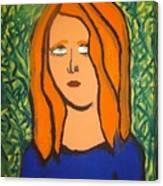 The Jungle Of Dispare Canvas Print