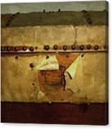 The Keepsake Chest Canvas Print