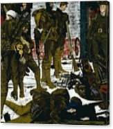 The Kensingtons Canvas Print