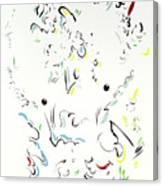 The Kindly Minotaur Canvas Print